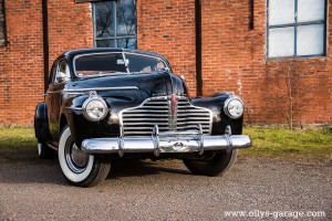 1941 Buick Super Straight Eight