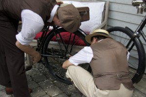 10 - Detektivarbeit - die Nabe ist Baujahr 1940