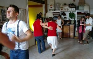 55 - Beim Tanzen 2