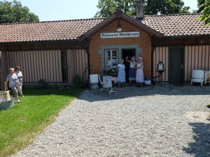07 Begrüßung in Ochsenhausen