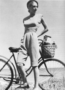 Fahrradkleidung 1940