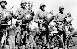 bicycle music corps
